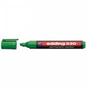 Permanentný popisovač edding 330 zelený
