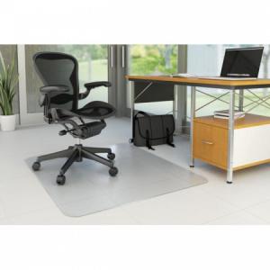 Podložka pod stoličku na tvrdé podlahy 122x91,4cm