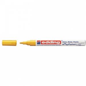 Lakový popisovač edding 751 žltý