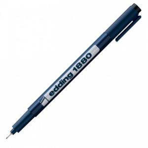 Liner edding 1880 0,3mm čierny, stopa 0,35mm