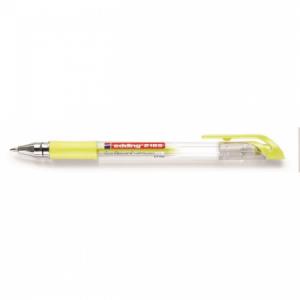 Roller gélový edding 2185 žltý