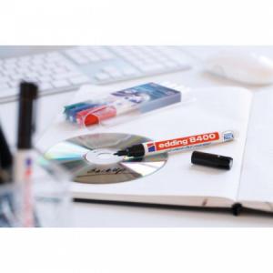 Popisovač na CD/DVD/BD edding 8400 čierny