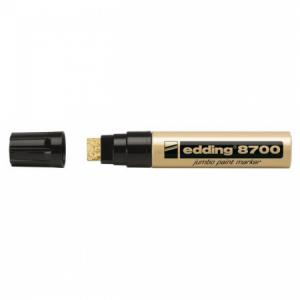Lakový popisovač edding 8700 zlatý