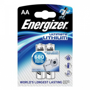Batéria Energizer Lithium FR6/2 ks v balení
