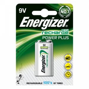 Batéria Energizer dobíjateľná  9V 175 mAh