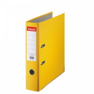 Zakladač pákový Esselte Economy 7,5cm žltý
