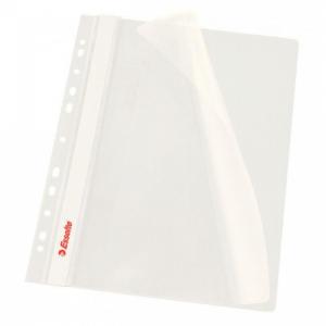 Rýchloviazač PVC s eurodierovaním Esselte VIVIDA biely