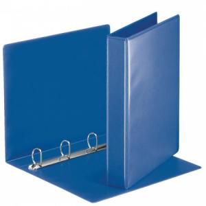 Zakladač prezentačný Esselte 5,1cm 4D-krúžkový modrý