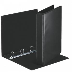 Zakladač prezentačný Esselte 5,1cm 4D-krúžkový čierny
