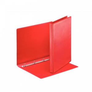 Zakladač prezentačný Esselte 3cm 4O-krúžkový červený