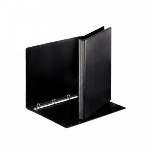 Zakladač prezentačný Esselte 3cm 4O-krúžkový čierny
