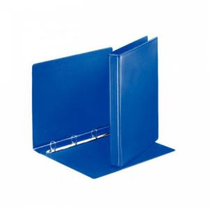Zakladač prezentačný Esselte 3,8cm 4D-krúžkový modrý