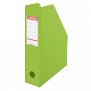 Stojan na časopisy Esselte VIVIDA 7cm zelený