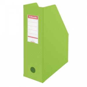 Stojan na časopisy Esselte VIVIDA 10cm zelený