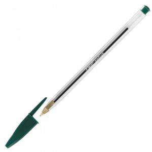 Guľôčkové pero BIC Cristal M zelené