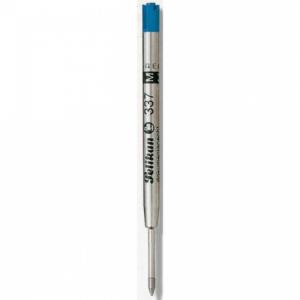 Náhradná náplň do guľôčkového pera Pelikan 337 1,0mm modrá dokumentačná