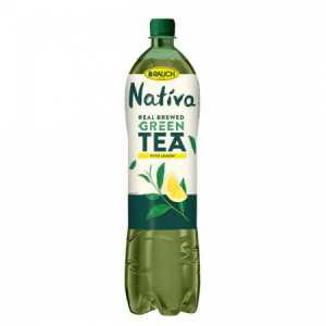 Zelený čaj Nativa citrón 1,5l