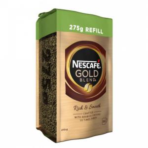 Káva NESCAFÉ GOLD blend instantná 275g refill