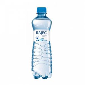 Pramenitá voda Rajec nesýtená 0,5l PET