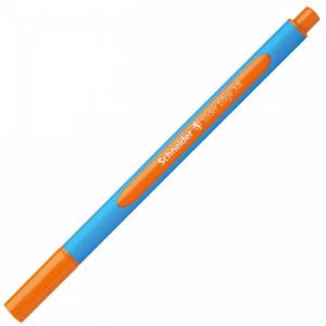 Guľôčkové pero Schneider Slider Edge XB oranžové
