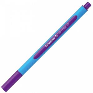 Guľôčkové pero Schneider Slider Edge XB fialové