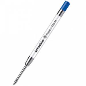 Náhradná náplň do guľôčkového pera Schneider Express 735 M modrá