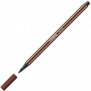 Popisovač STABILO Pen 68 hnedý