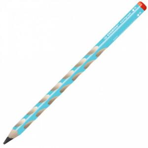 Ceruzka STABILO ergonomická EASYgraph pre pravákov modrá 12ks