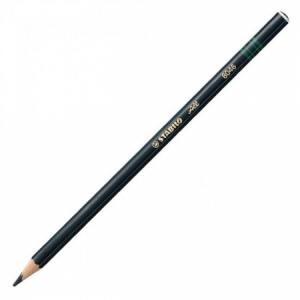 Farebná ceruzka STABILO All čierna 12ks