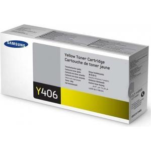Toner Samsung CLT-Y406S yellow CLP360/365, CLX 3300/3305