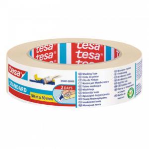 Maskovacia krepová páska TESA 30mmx50m