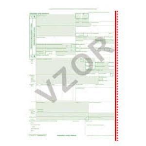 JCD COL 205 pre vývoz a dovoz tabelačný pap.