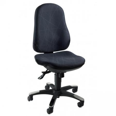 Kancelárska stolička TREND SY 10 čierna