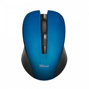 Bezdrôtová optická myš Trust Mydo modrá