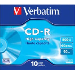 Verbatim CD-R klas.obal 800MB