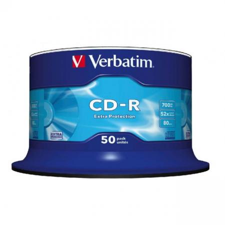 Verbatim CD-R 700 MB cake50 Extra