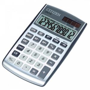 Kalkulačka Citizen CPC-112WB strieborná