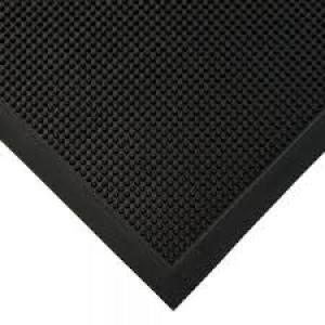 Rohož Microfibre Doormat 90x150cm čierna