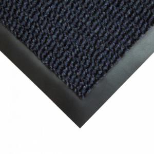Rohož Vyna-Plush 90x150cm čierna/modrá