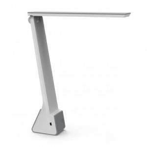 Lampa prenosná nabíjateľná LED MAULseven sivá