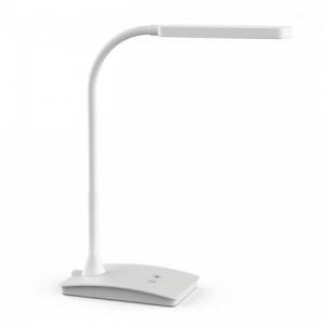 Lampa stolná LED MAULpearly biela