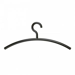 Vešiaky MAUL akrylové 5ks čierne