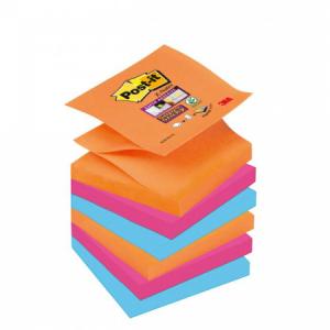 Z-bločky Post-it Super Sticky _Bangkok_ 76x76mm