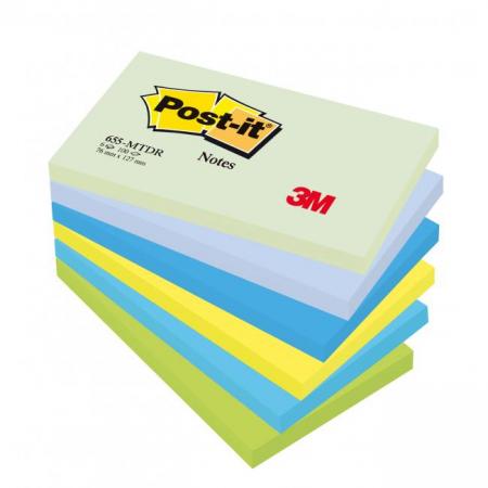 Bločky Post-it _SNÍVANIE_ 76x127mm, 6x100 lístkov