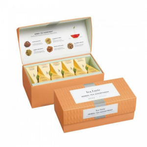 Darčekové balenie čajov TEA FORTE 20ks Herbal tea