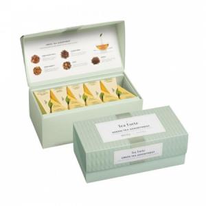 Darčekové balenie čajov TEA FORTE 20ks Green tea