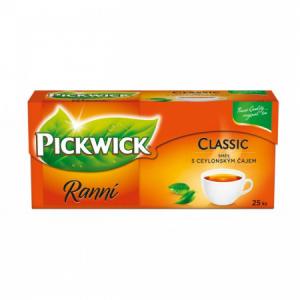 Čaj PICKWICK čierny ranný 25x1,75g