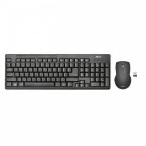Bezdrôtová klávesnica Ziva s myšou
