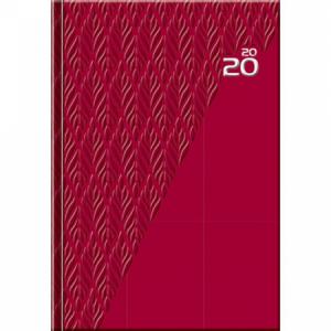 Diár Print denný red 2020
