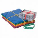 Gumičky balíkové Q-connect 50x11 mm mix farieb 100g